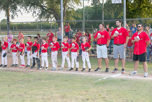 Bellville Allstars June 9, 2018
