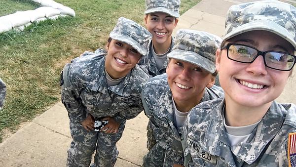 ROTC Cadet Summer Training