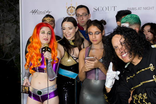 Halloween 2019 @ Sofitel Beverly Hills by Affinity Nightlife