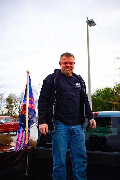 Torrington Trump Drive Rally Nov 1st 2020