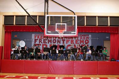 Girls Varsity Basketball - 2007-2008 - 1/18/2008 Grant