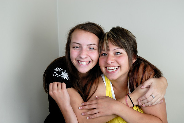 7/30/09 Emily and Ladia