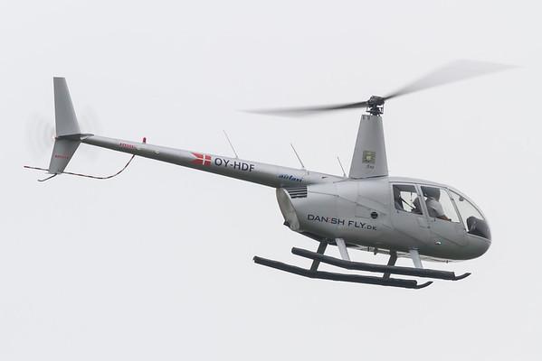OY-HDF - Robinson R44 Clipper II
