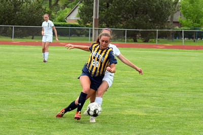 HS Sports - Trenton vs. Riverview girls' soccer district 19