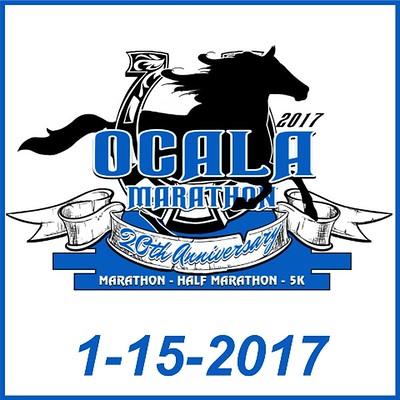 2017.01.15 Ocala Marathon