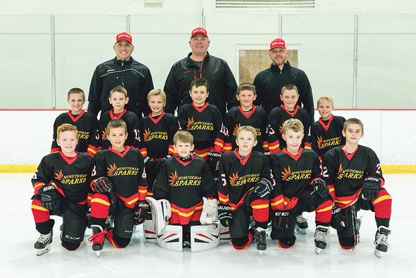08 MM Flames Elite Team and Individual Photos | 2016-2017