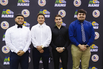 Montwood High School National Signing Day