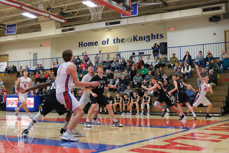 New Glarus Glarner Knights vs. Wisconsin Heights Vanguards
