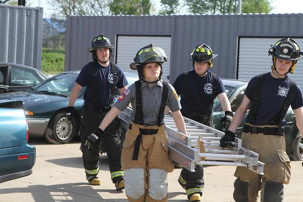 MAAC Center Foundation  Fire Academy Ladders