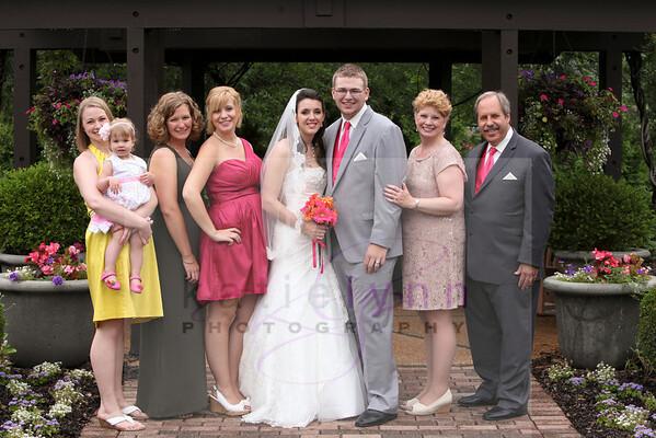 Wymer wedding formal