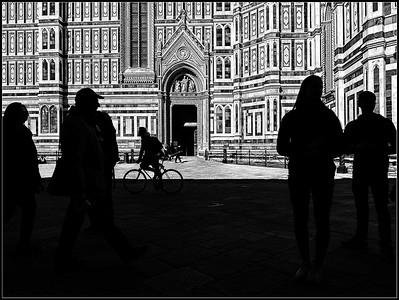 Florence - Duomo & Battistero