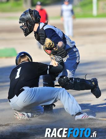 2011 Baseball Bullets-Bulldogs
