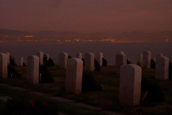 Cemeteries [private A list]