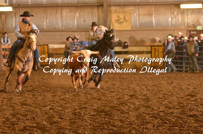 Steer Wrestling Long Go