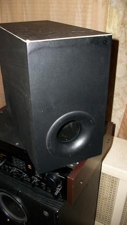 Ensemble II Bass Speaker