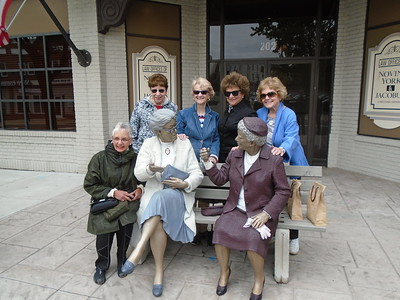 "J. Seward Johnson Exhibit: ""Celebrating the Familiar"""