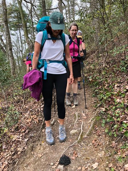 Appalachian Trail - Libby Mosier et al