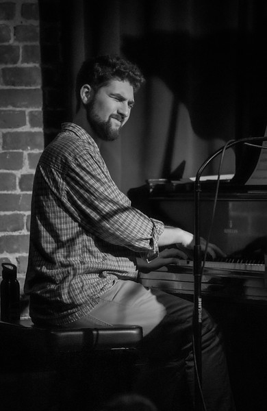 The Backroom, Ethan Ostrow New York Quintet,January 3,2020