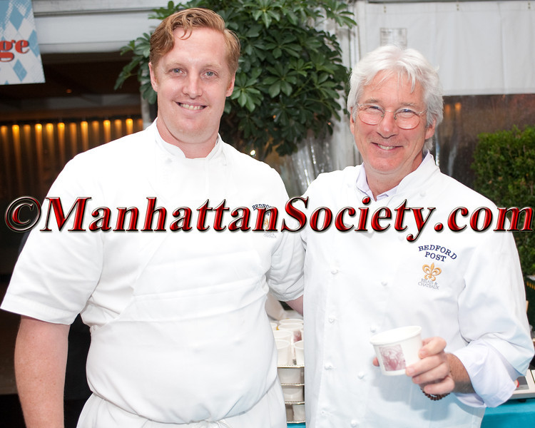 "28th Annual Chefs' Tribute to Citymeals-on-Wheels: ""RUMBLE AT THE ROCK: NY vs. CA CHEF SHOWDOWN"""