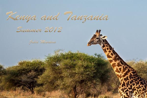 Kenya-Tanzania 2012 (Julie)