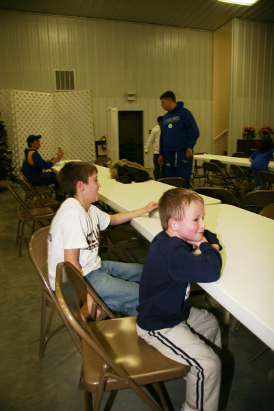 Youth Group - Dec 3rd, 2008