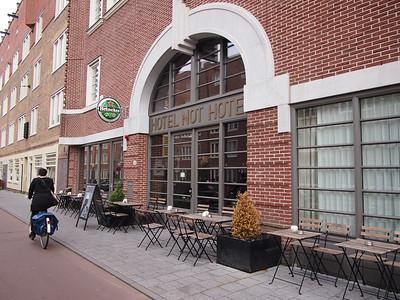 Amsterdam - Hotel not Hotel