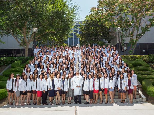 USC School of Pharmacy White Coat Ceremony, 2018