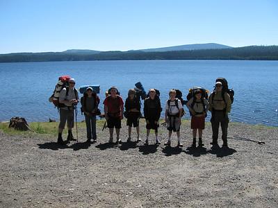 07 - Timothy Lake Backpack