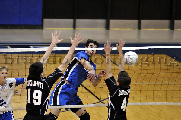 Lincoln-Way East Sophomore Boys Volleyball (2008)