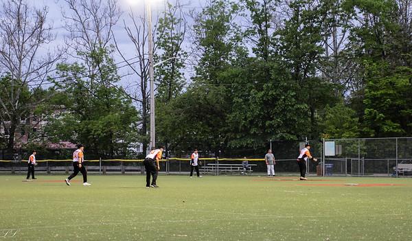 Park Ridge FD Softball vs. New Milford 5/11/19