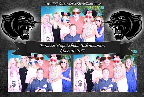 Permian Class of 1977 40th Reunion