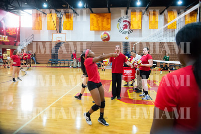Pace Volleyball 8/28/18