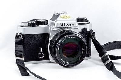 Nikon FE, 1978