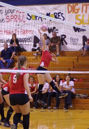 2011 Kittanning Volleyball