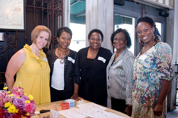 Volunteer Appreciation at Columbia Restaurant Muesum 090910