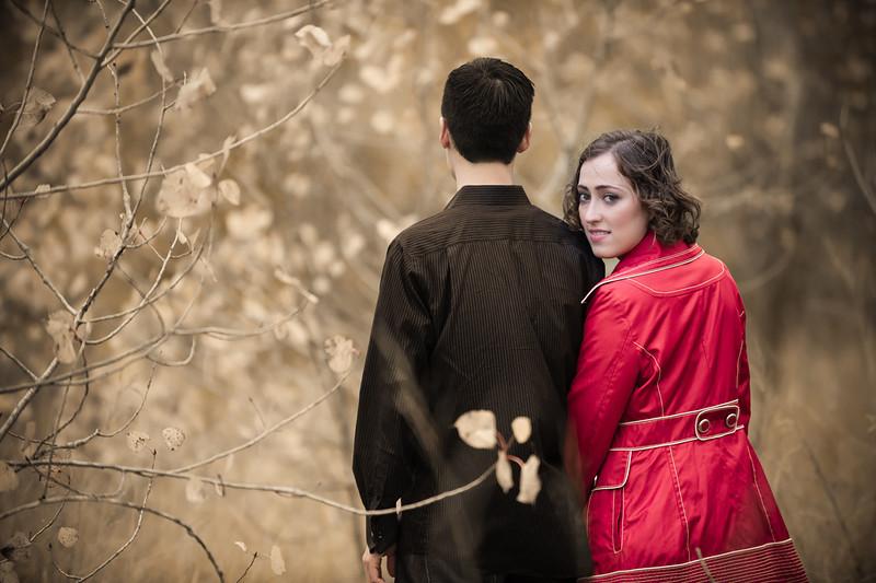 Katya and Frank Engagement - Novo Photography