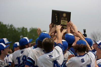 St. Charles North Baseball Sectionals