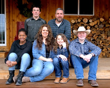 Schutte Family  Pictures 1-23-16