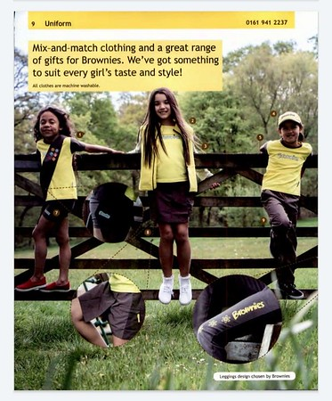 GIRLGUIDING - BROWNIES - GIRL GUIDES UK 2018-2019 Magazine