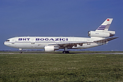 BHT - Boğaziçi Hava Taşımacılığı