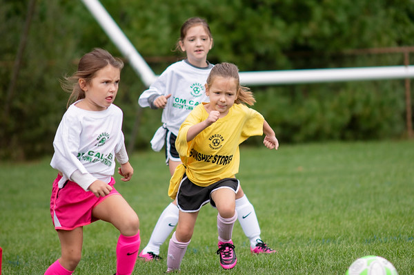 Allison's Soccer Games 18-19