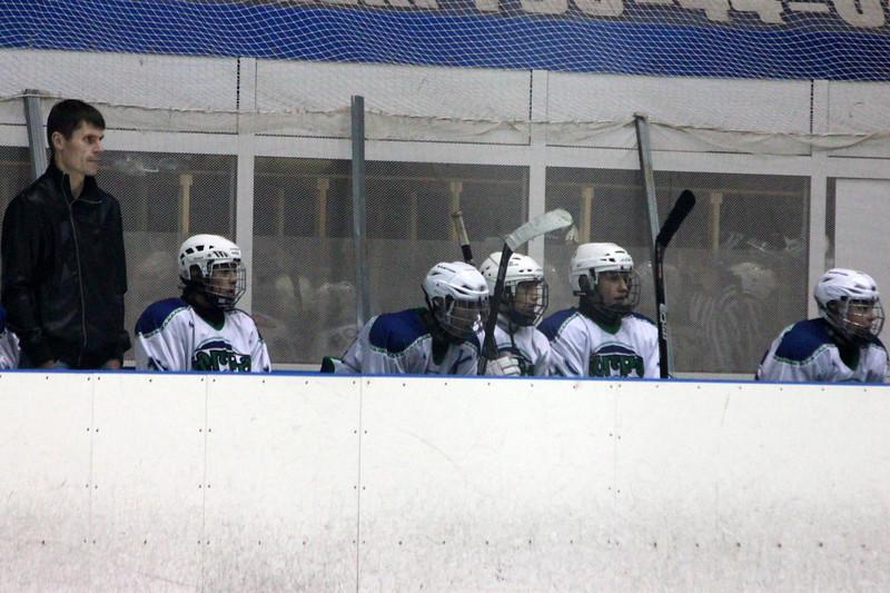 Школа Макарова-1996 (Челябинск) - Нефтяник-Югра (Сургут) 9:2. 22 октября 2011