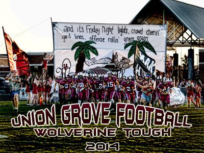 UGHS Football 8-29-2014
