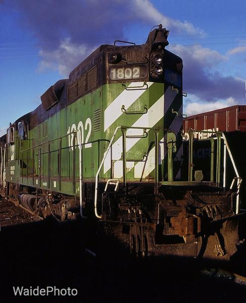 East Lewiston, Idaho 1980