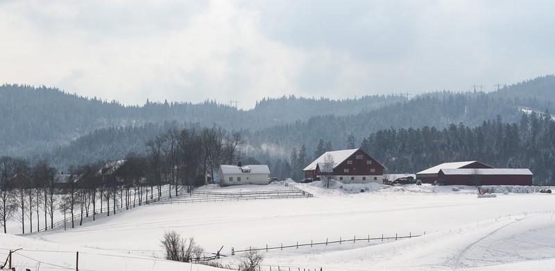 Nordre Hauger gård