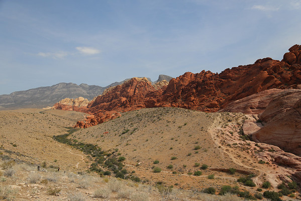 Red Rock Canyon  2013