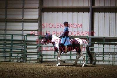 Thursday - Saddle Horse Pleasure 17 & under