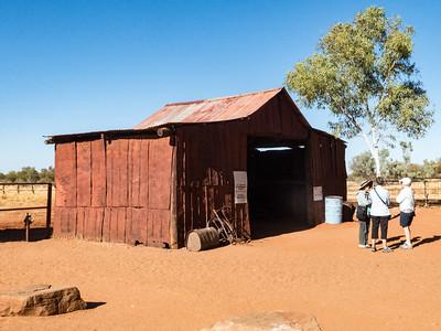 April 3 - Alice Springs to Uluru