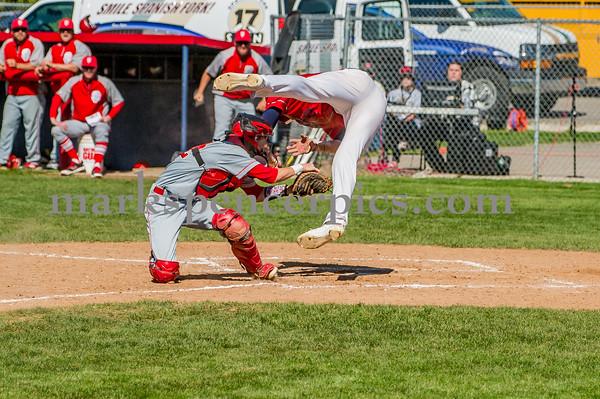 Baseball SHS vs SFHS 5-3-2016