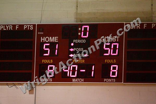 2009 01 10 JV Basketball Game vs. Southfield Lathrup